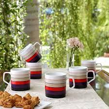 <b>Bone China Coffee Mugs</b>