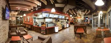 interior view photography. Restaurant Photography Of Panoramic Interior View For Tim Hortons In Seaforth R