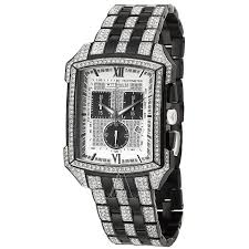 wittnauer crystal 12b101 watches wittnauer men s crystal watch