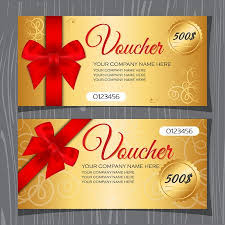 Coupon Template Extraordinary Voucher Template Gift Certificate Coupon Template With Bow