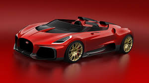 The pinnacle of luxury created in a cooperation between bugatti and hermès. Next One Off Bugatti Might Be A Roadster