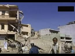 Gujarat, india ,7.9 on the richter scale., 8.46 am january 26th, 20,800 dead, earthquake: Ferocious Earthquake In Bhuj On India S 52nd Republic Day In 2001 Youtube