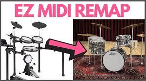 Drum Kit Designer Online Ez Midi Remap Edrums To Logic Pro X Drum Kit Designer Logic Pro X Tip Logic 10 4 5 Update Before