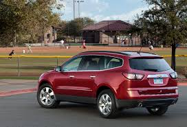 All Chevy chevy 2015 suv : Chevy Reportedly Planning New Mid-Size Crossover To Fit Between ...
