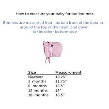 Huggalugs Baby Girls Corduroy Rosette Bonnet In Pink Or White