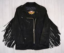 harley davidson leather motor ramones jacket