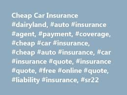 Dairyland Auto Quote Best Dairyland Auto Insurance Quote Entrancing Cheap Car Insurance
