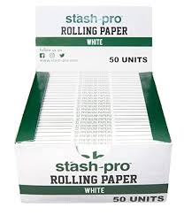 Buy <b>Stash</b>-Pro King Size Smoking Rolling <b>Paper</b> 50 Packs of 32 ...