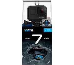 GOPRO HERO7 Black Action Camera Buy | Free Delivery Currys