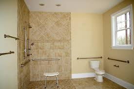 handicap accessible bathroom showers. gallery of raleigh wheelchair accessible bathroom with traditional tub and shower faucet sets vanity roll under handicap bathroom. showers