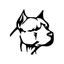 Personality boxer dog bulldog car wall home glass door auto truck window automotive styling stickers vinyl decor 11 4cmx11 8cm in car stickers from