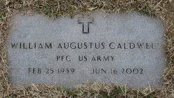 "PFC William Augusta ""Gus"" Caldwell (1939-2002) - Find A Grave Memorial"