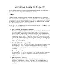 persuasive speech writing structure image titled write a persuasive speech step