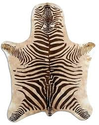 real zebra rug real zebra rug genuine zebra skin rugs for