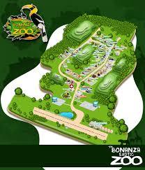 empty zoo map. Wonderful Map BONANZA EXOTIC ZOO MAP In Empty Zoo Map