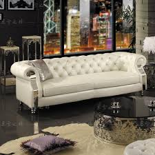 modern furniture living room 2015. 2015 New Chesterfield Sofa Modern Living Room Sofas #sf301 3 Seater-in From Furniture On Aliexpress.com | Alibaba Group