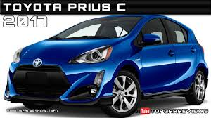 2017 Toyota Prius C Review Rendered Price Specs Release Date - YouTube