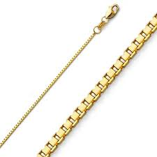 Rope Chain Width Chart Buying Guide Chain Necklaces And Bracelet Styles Goldenmine
