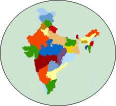 India Mapchart