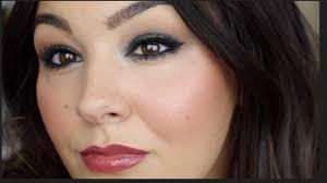 gorgeous sequin eyes makeup video tutorial using bobbi brown sequin shadow