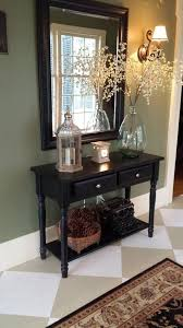 console table decor. Best 25 Foyer Table Decor Ideas On Pinterest Console