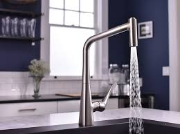 hansgrohe Kitchen faucets Metris Metris 2 Spray HighArc Kitchen