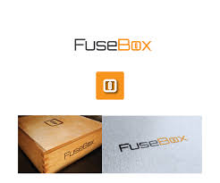 bold upmarket electrical logo design for fusebox by andylicious logo design by andylicious for this project design 11977646