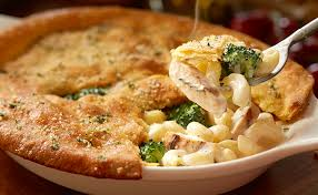 olive garden chicken alfredo with broccoli. Simple Chicken Olive Garden Restaurants Have Recently Added Two Version Of Pot Pie  Italiano To Their Menus Nationwide In Chicken Alfredo With Broccoli