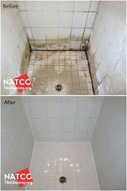 grouting shower tiles best grout for shower ugly looking shower looks new again after cleaning and grouting shower tiles