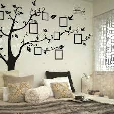 family tree wall stencil removable tree stencils for walls black family memory photo tree wall sticker family tree wall stencil