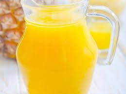 2 ing apple pineapple juice
