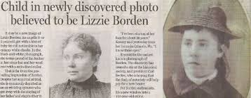 「On August 11, Lizzie was arrested for the murders.」の画像検索結果