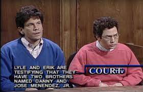 This opens in a new window. The Lurid Return Of The Menendez Brothers The New Republic