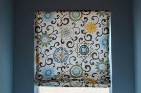 Roman Shade Pattern