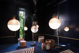 famous lighting designers. dimore studio showroom lighting design famous interior designers u2013 a mix between fashion