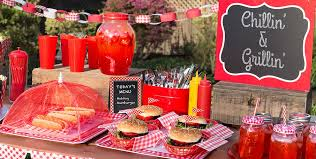 Shop Red Gingham Party Supplies for a picnic party or barbecue! Find red  gingham tableware, serveware and drinkware, decorations and more picnic  party ...