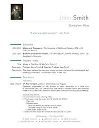 Objective Templates For Resume Ms Office Cover Letter Template Doc