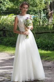Brautmode Trends 2017 Silk Lace Hochzeitskleider