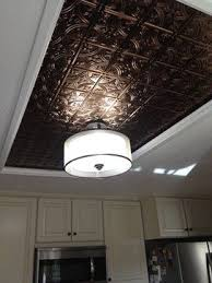 Image Kitchen Tin Ceiling Accent Way To Cover Up An Old Ugly Kitchen Dome Light Fixture When It Is Removed Pinterest Tin Ceiling Accent Way To Cover Up An Old Ugly Kitchen Dome Light