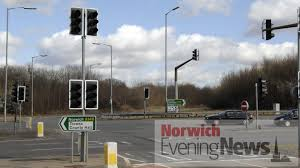 Traffic lights are contributing to Norwich pollution | Norwich Evening News