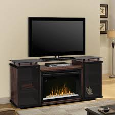 dimplex aiden media console with electric fireplace