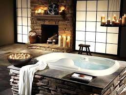 bathroom fireplaces electric mesmerizing luxury bathrooms with that you will love stunning to inspire 2 bathroom fireplace