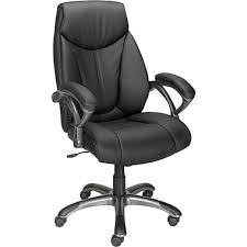 office chairs staples. Staples® High Back Bonded Manager\u0027s Chair Office Chairs Staples W