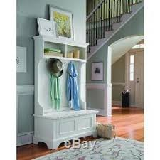 Shoe Storage Bench With Coat Rack Coastal Living Beach House Style Hall Tree With Shoe Storage Bench 35