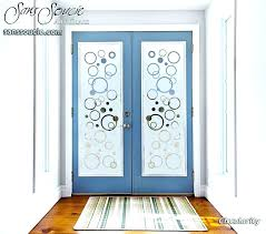 glass for etched glass for doors interior etched glass doors geometric contemporary antique etched glass