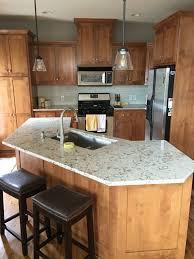 Surprising Oak Cabinets Kitchen Update Redone Remodel Appliances