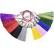 22 pcs <b>Mixed</b> 11 Colors Silky Handmade Straight (2.5'') Soft Fiber ...
