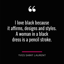 Black Love Quotes And Pictures Unique 48 Fashion Quotes That Will Deepen Your Love For Black Hauterfly