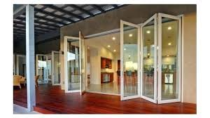 Tech valley office interiors Tvoi Commercial Dickoatts Exterior Operable Glass Walls Exterior Glass Walls Exterior Glass