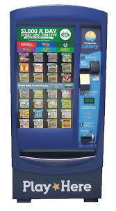 Lottery Vending Machines For Sale Classy Did You Win NC Education Lottery